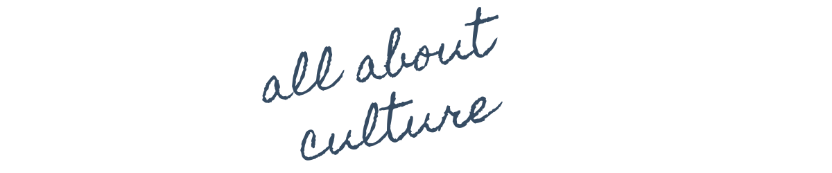all about culture